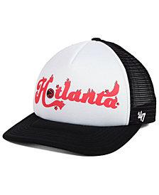 '47 Brand Atlanta Hawks Region Mesh MVP Cap