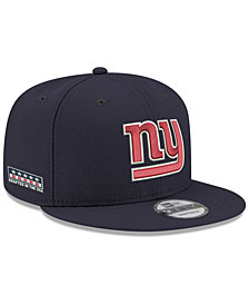 New Era New York Giants Crafted in the USA 9FIFTY Snapback Cap