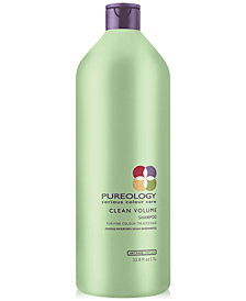 Pureology Clean Volume Shampoo, 33.8-oz., from PUREBEAUTY Salon & Spa