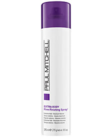 Paul Mitchell Extra-Body Firm Finishing Spray, 9.5-oz., from PUREBEAUTY Salon & Spa