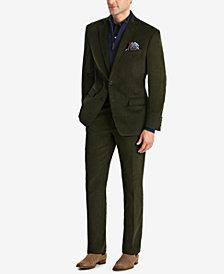 Lauren Ralph Lauren Men's Classic-Fit Ultraflex Corduroy Suit Separates