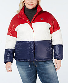 Levi's® Plus Size Puffer Jacket