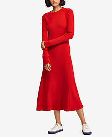 Polo Ralph Lauren Fit & Flare Dress