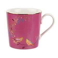 Sara Miller 12 oz. Mug Pink
