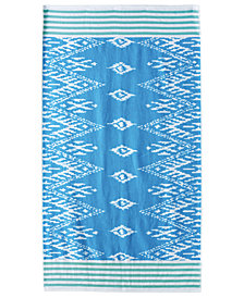 John Robshaw Dita Reversible Beach Towel