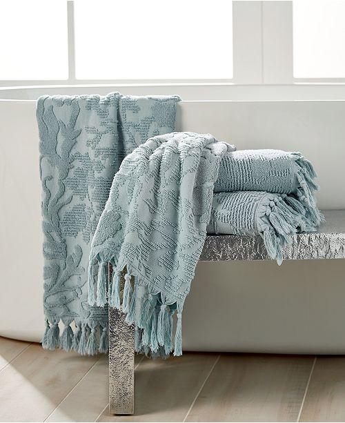 Michael Aram Ocean Reef Bath Towel Collection