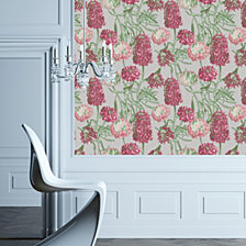 Tempaper Hydrangea Self-Adhesive Wallpaper
