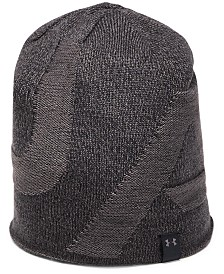 acc3dd8449 Under Armour Men s 4-In-1 Reversible Beanie. 2 colors