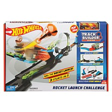 Track Builder Rocket Launch Challenge Playset