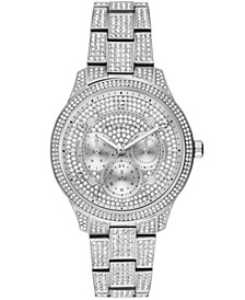 Women's Runway Stainless Steel Bracelet Watch 38mm