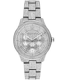 Michael Kors Women's Runway Stainless Steel Bracelet Watch 38mm