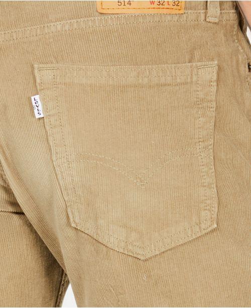 551e913a Levi's Men's 514 Straight-Leg Corduroy Pants & Reviews - Jeans - Men ...