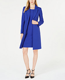 Le Suit Notch-Collar Jacket & Dress Suit