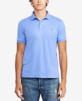 Polo Ralph Lauren Men s Custom Slim Fit Soft Touch Cotton Polo b8ac60d74ec