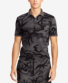 Polo Ralph Lauren Men's Classic Fit Camouflage Polo