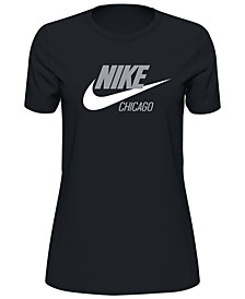 Nike Sportswear Chicago Cotton Logo T-Shirt