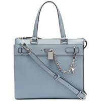 Calvin Klein Roxy Leather Tote (Several Colors)