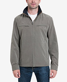 London Fog Litchfield Microfiber Jacket