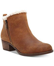 Lucky Brand Women's Basel Shear Boots