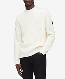 Calvin Klein Men's Crew-Neck Sweater