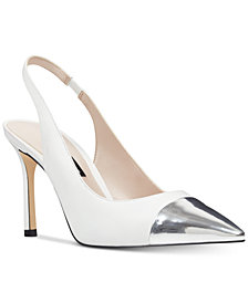 Nine West Exuberate Slingback Pumps