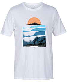 Hurley Men's Rolling Down Graphic T-Shirt, Created for Macy's