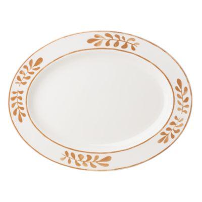 Sienna Lane Leaves Platter