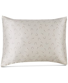 Printed Standard Silk Pillowcase