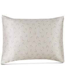 Silken Slumber Printed Standard Silk Pillowcase