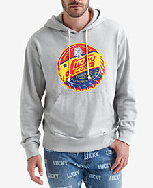 Totally Lucky Unisex Bottle Cap Hooded Sweatshirt