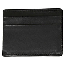 Emblem Front Pocket Magnetic Money Clip