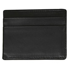 Emblem Front Pocket Magnetic Money Clip