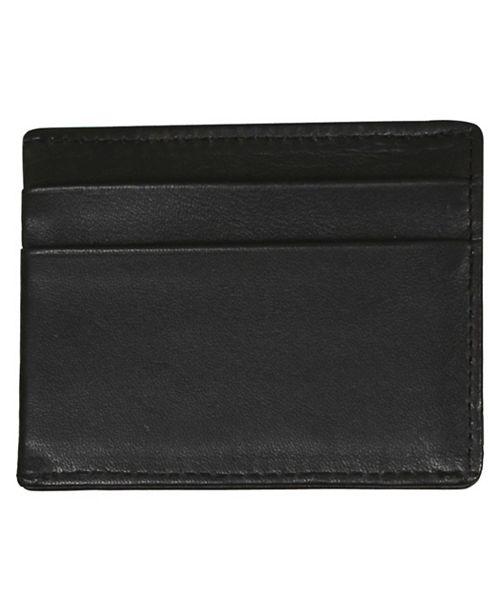 Buxton Emblem Front Pocket Magnetic Money Clip