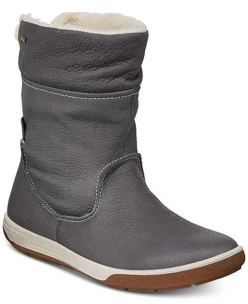 059aba82164 Ecco Women s Chase II Gore-Tex Cold-Weather Boots   Reviews ...