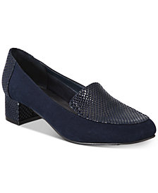Karen Scott Flura Loafer Pumps, Created for Macy's