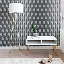Holli Zollinger Arrows Grey 2'x8' Wallpaper