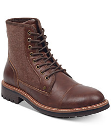 Tommy Hilfiger Men's Howin Boots, Created for Macy's