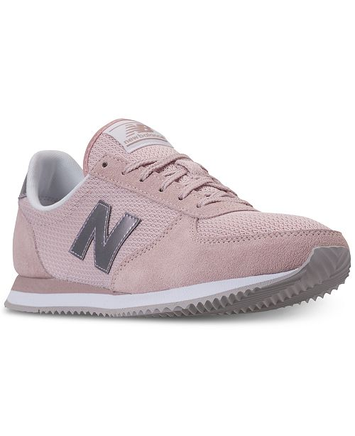 870e0709332 New Balance Women's 220 Casual Sneakers from Finish Line & Reviews ...