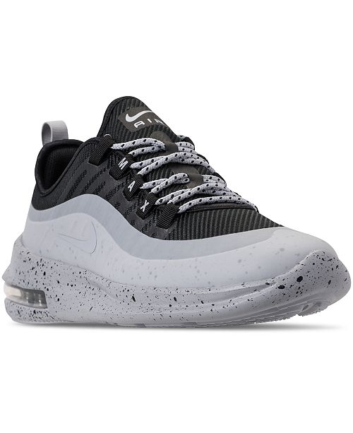 1a4ab643879 Nike Men s Air Max Axis Premium Casual Sneakers from Finish Line ...
