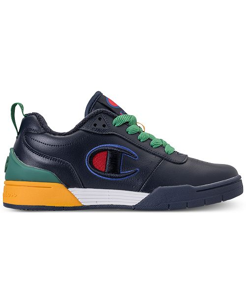 52c78224520 ... Champion Boys  Court Classic Athletic Sneakers from Finish Line ...