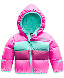 The North Face Baby Girls Moondoggy 2.0 Down Jacket
