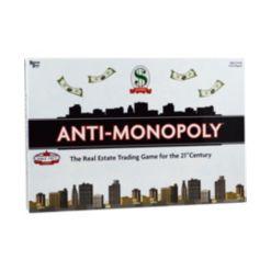 Anti-Monopoly Game