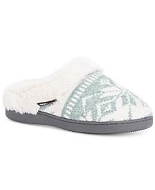 MUK LUKS® Women's Briar Chenille Clog Slippers