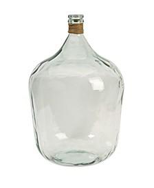 Boccioni Large Recycled Glass Jug