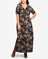 5df9598eff3e8 Plus Size Maternity Dresses, Clothing & More - Macy's