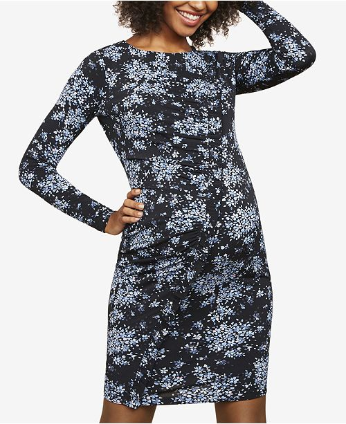 Motherhood Maternity Printed Dress