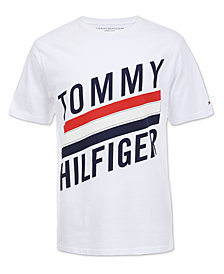 Tommy Hilfiger Big Boys Carlo Graphic T-Shirt
