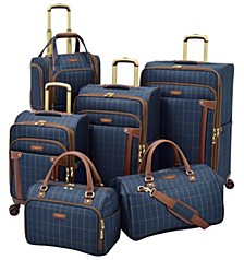 Brentwood Expandable Softside Luggage Collection, Created for Macy's
