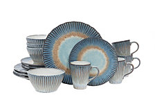 Sango Portura Sunrise 16-Piece Dinnerware Set