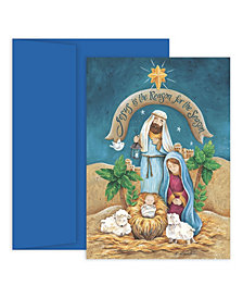 Masterpiece Studios Jesus Is The Reason Boxed Holiday Cards